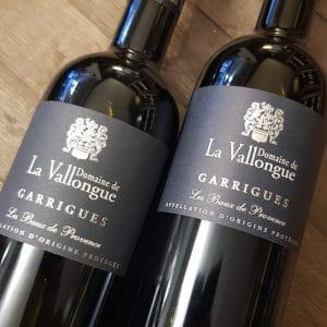 domaine de la Vallongue - Garrigues