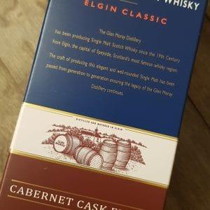 Whisky Gen Moray